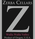 zerba cellars logo 120x134 - Zerba Cellars 2016 Cabernet Franc, Walla Walla Valley $36