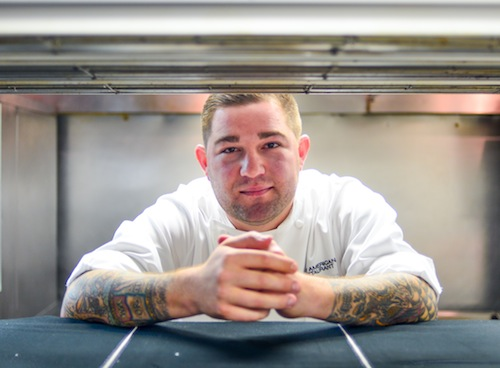 Michael Corvino of Walla Walla will cook at the James Beard House in New York City.