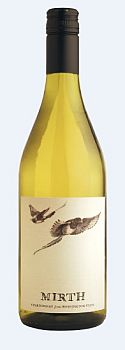 Corvidae Wine Co.-Mirth Chardonnay-Columbia Valley-2013-Bottle