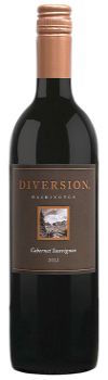 Diversion-Cabernet Sauvignon-Washington-2012-Bottle