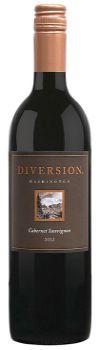 Diversion-Cabernet Sauvignon-Washington-2012-Bottle