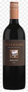 Diversion-Majestic Red-Washington-2012-Bottle