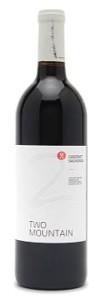 Two Mountain Winery-Copeland Vineyard Cabernet Sauvignon-Yakima Valley-2010-Bottle