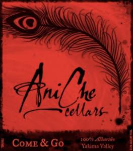 AniChe Cellars Come and Go label