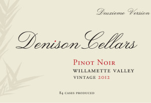 denison-cellars-deuxieme-version-pinot-noir-2012-label