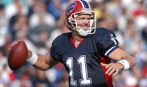 Drew Bledsoe of Walla Walla played in the National Football League.