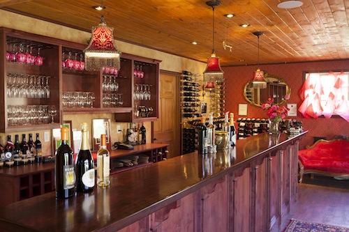 Hard Row to Hoe winery is on Lake Chelan near Manson, Washington.
