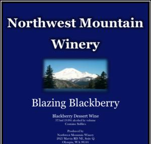 northwest-mountain-blazing-blackberry-dessert-wine-nv-label