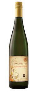 Pacific Rim Winemakers 2013 Twin Vineyards Gewurztraminer bottle