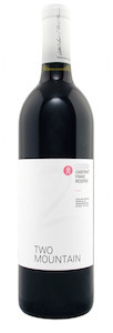 Two Mountain Winery Copeland Vineyard Reserve Cabernet Franc bottle