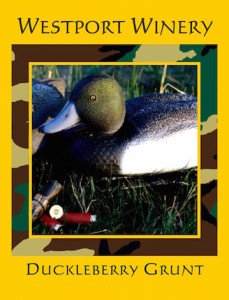 westport-winery-duckleberry-grunt-nv-poster
