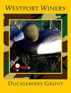 westport-winery-duckleberry-grunt-nv-poster