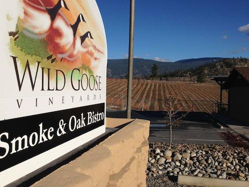 Wild Goose Vineyards opened Smoke & Oak Bistro in 2014.