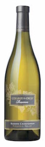 Columbia Crest Reserve Chardonnay bottle