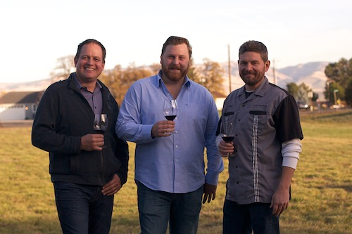 Dusted Valley Vintners has a vineyard in The Rocks District of Milton-Freewater.