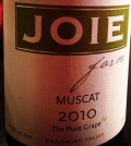 joie farm muscat feature 120x134 - Changes at JoieFarm, acclaimed British Columbia winery