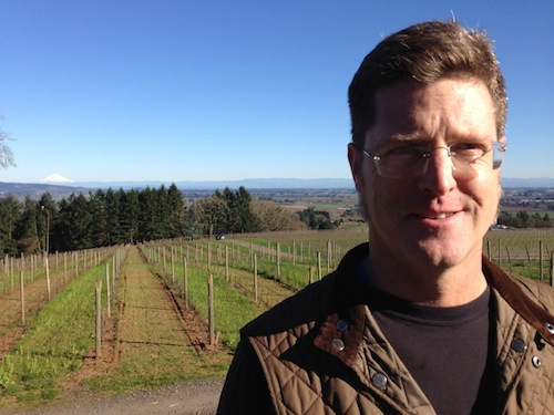 Paul Durant of Durant Vineyards in the Dundee Hills is co-founder of the Oregon Chardonnay Symposium.