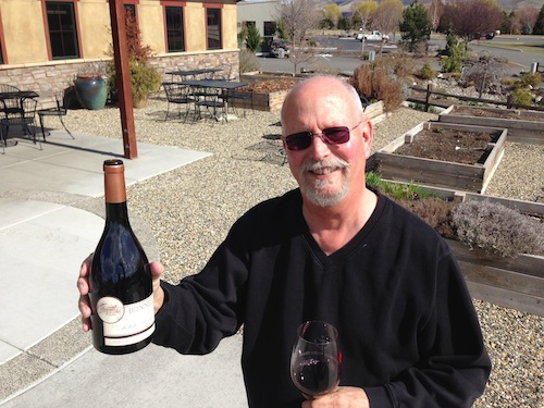 Ron Bunnell is the owner and winemaker for Bunnell Family Cellar.