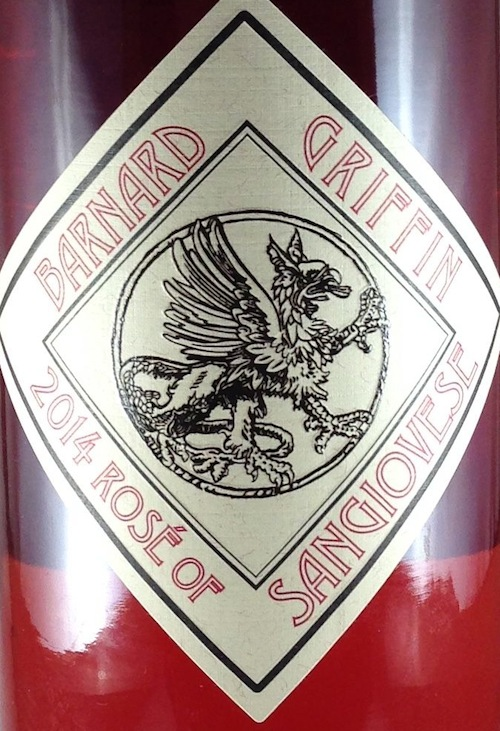 Barnard Griffin Winery's 2014 Rosé of Sangiovese already has won a gold medal at the San Francisco Chronicle Wine Competition.