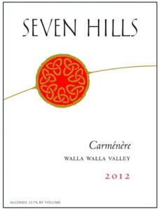 seven-hills-winery-carmenere-2012-label