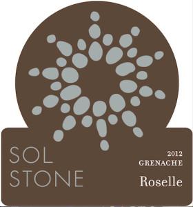 sol-stone-roselle-grenache-2012-label