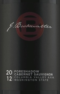2012 Foreshadow Cab Oct31