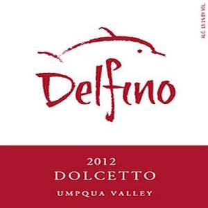 Delfino Vineyards-Dolcetto-2012-Label