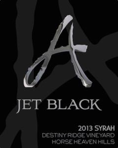 Alexandria Nicole Cellars 2013 Jet Black