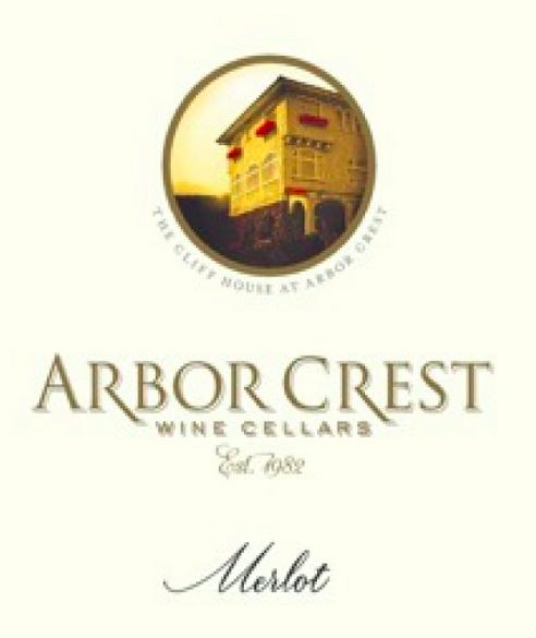 Arbor Crest: Arbor Crest Wine Cellars 2012 Four Vineyards Merlot