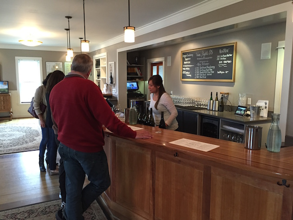 Argyle Winery expects to increase tasting room traffic this summer when it moves into the former barrel room.