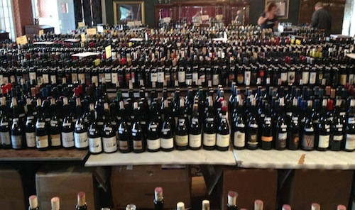The Great Northwest Wine Competition took place at the Columbia Gorge Hotel in Hood River, Oregon.