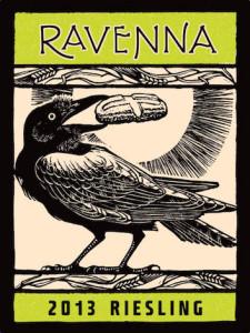 corvidae-ravenna-riesling-2013-label