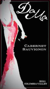 dama-wines-cabernet-sauvignon-2011-label