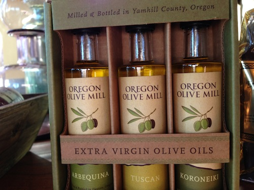Oregon Olive Mill in Oregon's Dundee Hills.