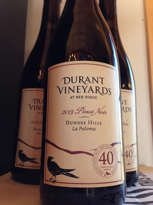 Durant Vineyards is in Oregon's Dundee Hills.