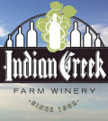 indian creek farm winery logo 120x134 - Indian Creek Winery 2015 Viognier, Snake River Valley, $12