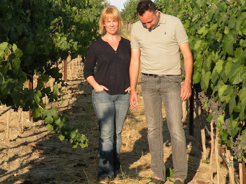 Jessica Munnell is head winemaker at Mercer Estates in Washington wine country. Her husband, Juan Muñoz-Oca, is head winemaker at Columbia Crest.