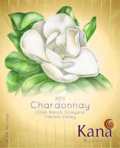 kana_winer_zillah_ranch_vineyard_chardonnay_2013_label