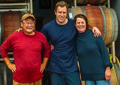 Maresh Vineyard is in Oregon wine country