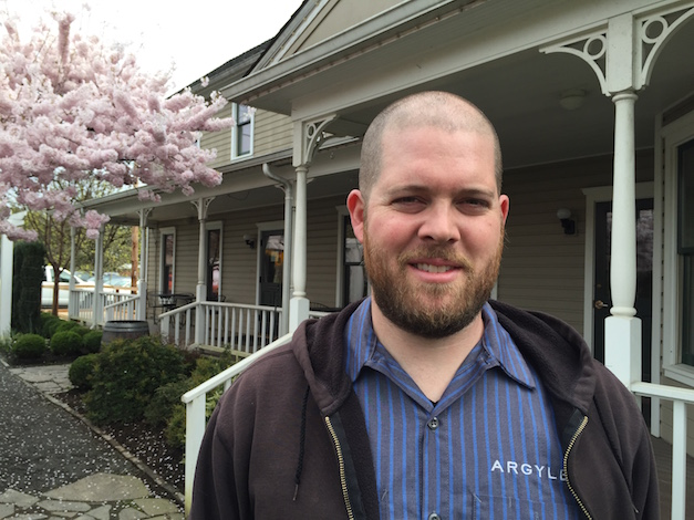 Nate Klostermann, who replaced founding winemaker Rollin Soles, now makes Argyle wines in Newberg, Ore., not behind the historic Spirit House in Dundee.