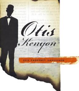 otis-kenyon-cabernet-sauvignon-2012-label