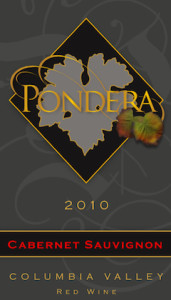 pondera-winery-cabernet-sauvignon-2010-label