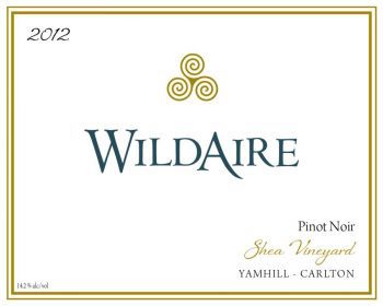 wildaire-cellars-shea-vineyard-pinot-noir-2012-label