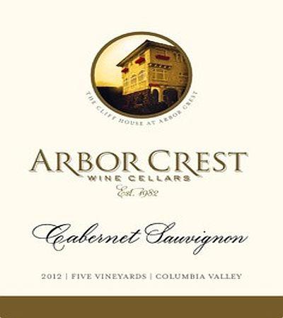 Arbor-Crest-wine-cellars-Cabernet-Sauvignon-2012-Label
