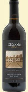 L'Ecole No. 41-2013-Frenchtown Red