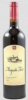 Mosquito Fleet-Winery-Cabernet Franc-2012-Bottle