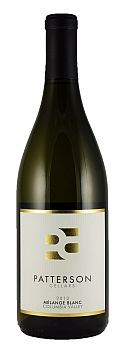 Patterson-cellars-Melange Blanc-2013-Bottle