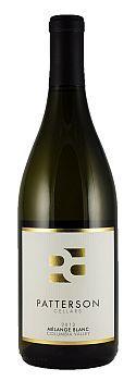 Patterson-cellars-Melange Blanc-2013-Bottle