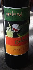 Roland Wines-2013-Le Vignes de Marcoux Dolcetto