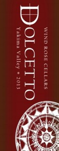Wind Rose Cellars-2013-Dolcetto